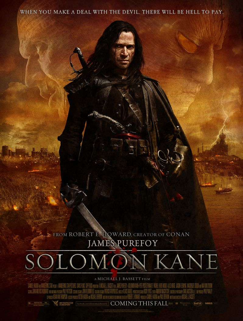 <strong><em>Solomon Kane</em></strong> Hell to Pay Poster