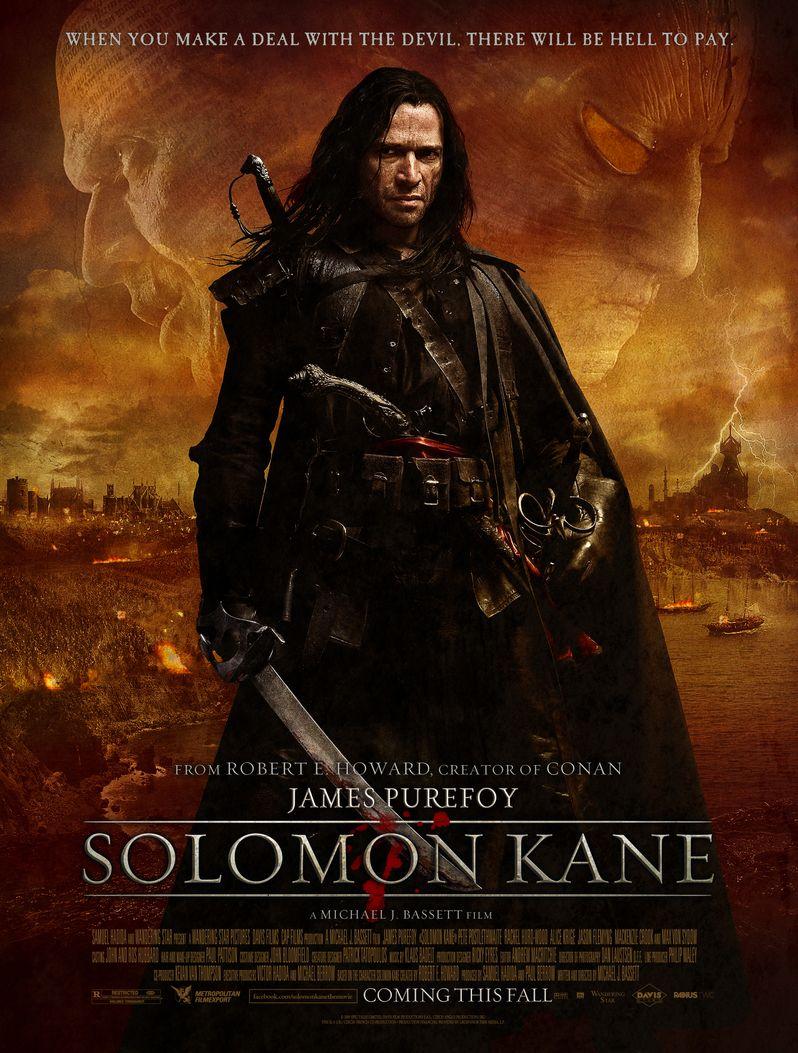 <strong><em>Solomon Kane</em></strong> Poster