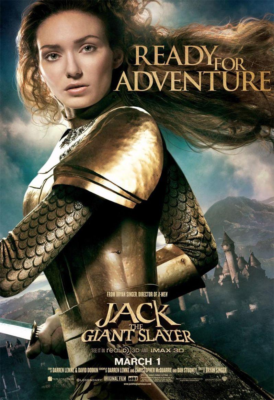 <strong><em>Jack the Giant Slayer</em></strong> Isabelle Character Poster