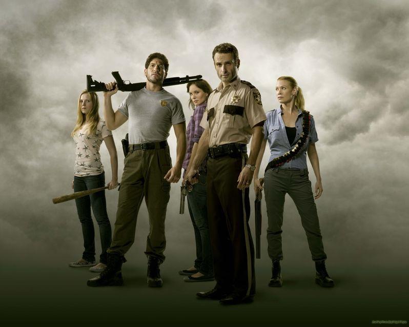 <strong><em>The Walking Dead</em></strong> Season 2 Publicity Stills photo 3