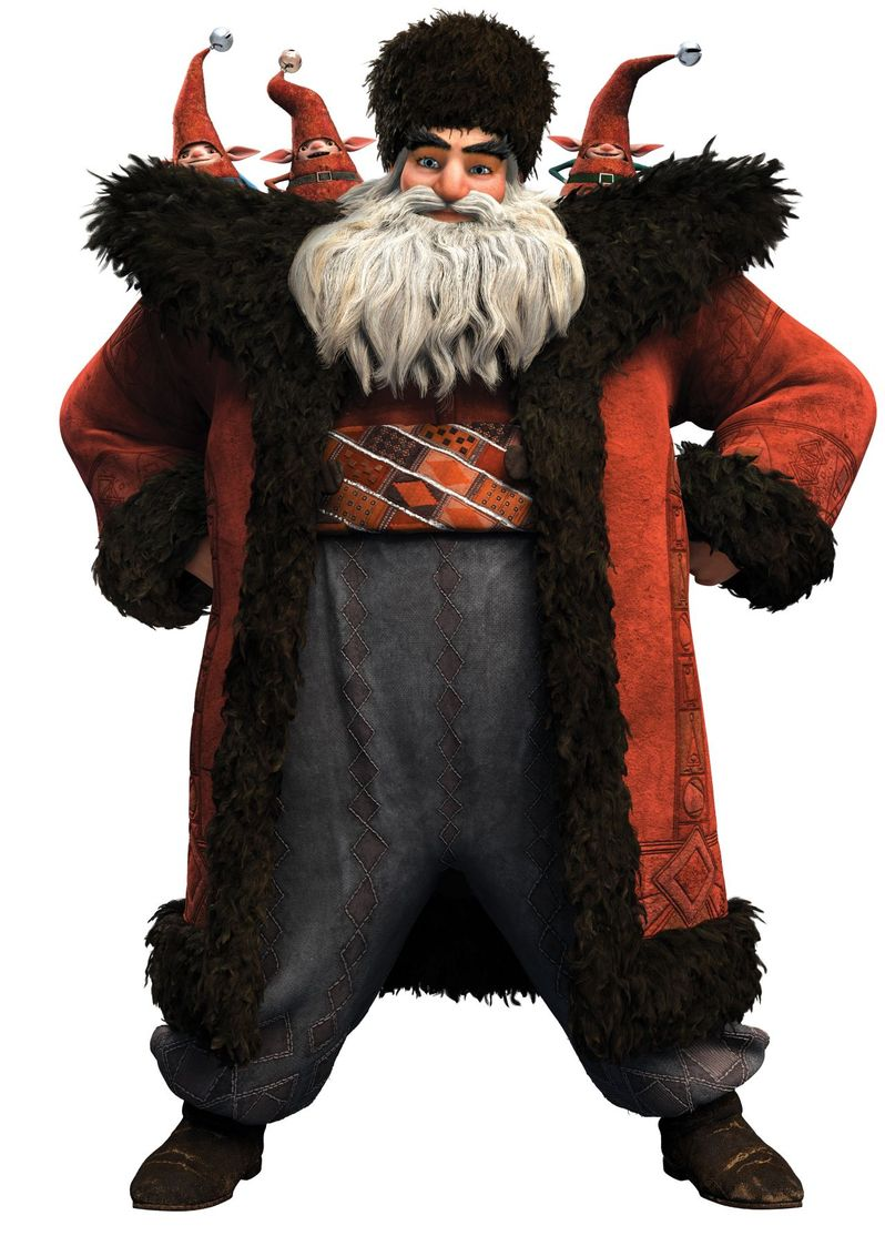 <strong><em>Rise of the Guardians</em></strong> Photo 2