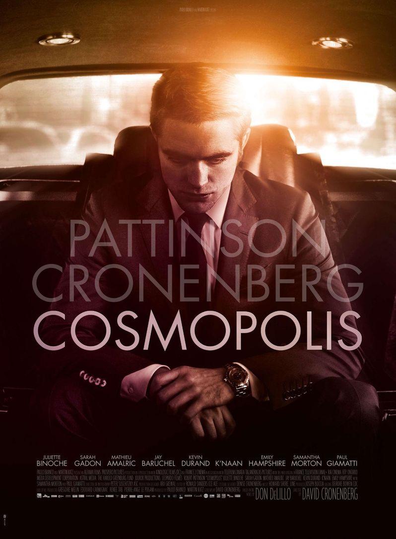 <strong><em>Cosmopolis</em></strong> Poster
