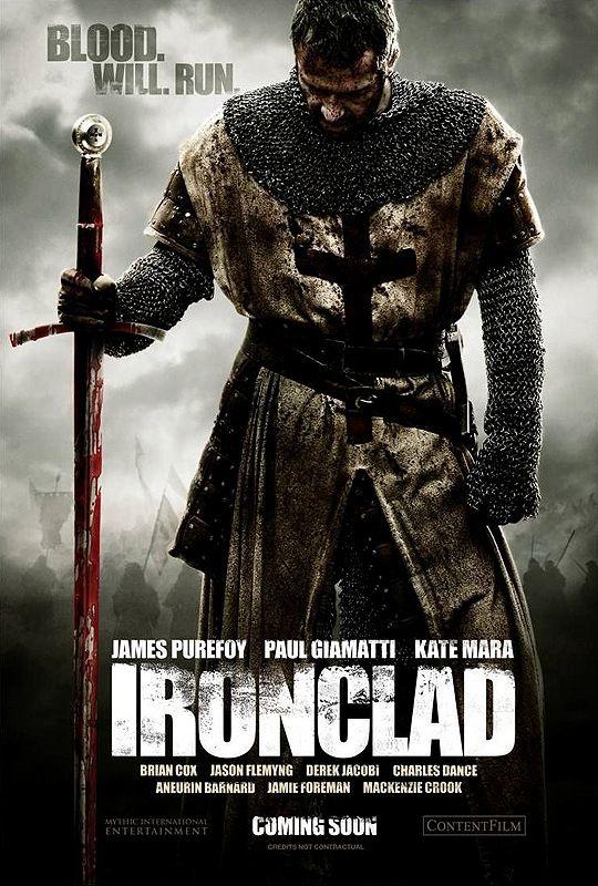 <strong><em>Ironclad</em></strong> Poster