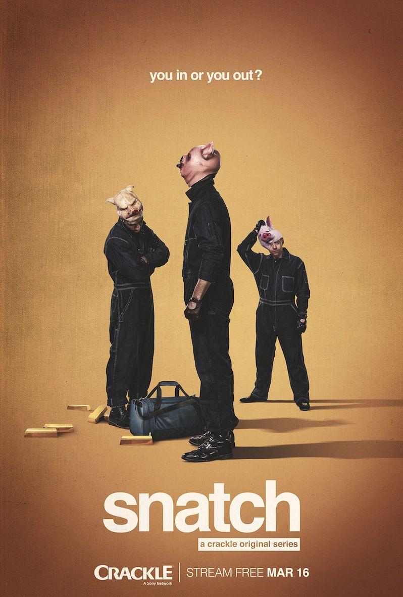 <strong><em>Snatch</em></strong> Poster