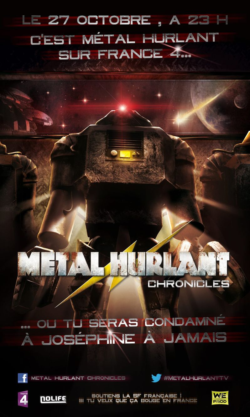 <strong><em>Metal Hurlant Chronicles</em></strong> Prom Art 2