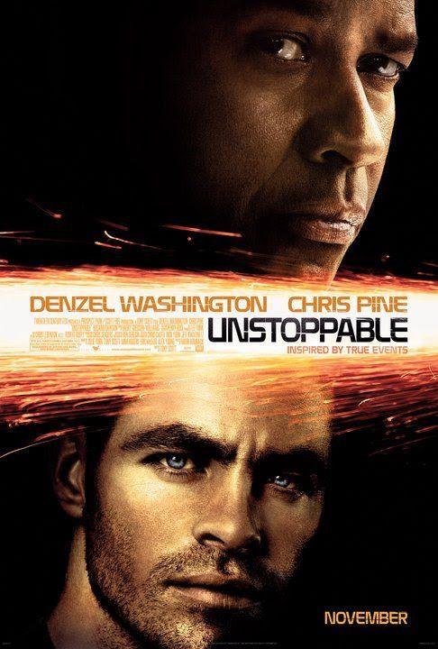 <strong><em>Unstoppable</em></strong> Poster