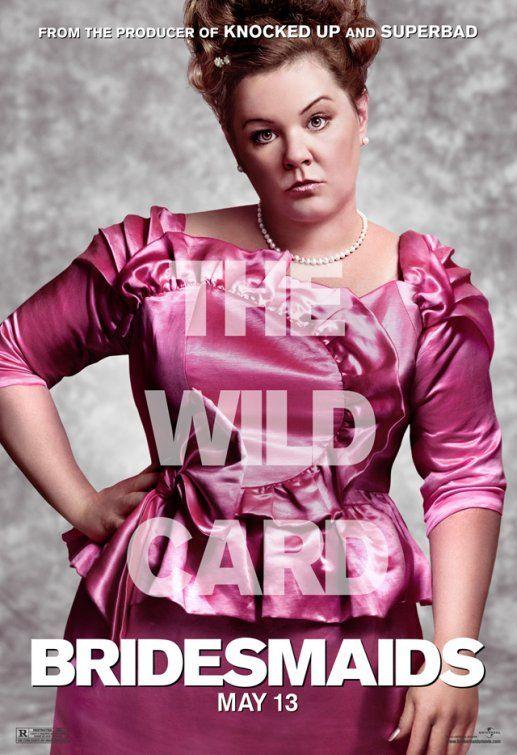 <strong><em>Bridesmaids</em></strong> Melissa McCarthy Character Poster