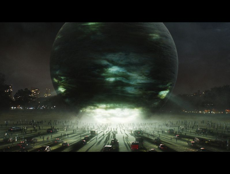 <strong><em>The Day the Earth Stood Still</em></strong>