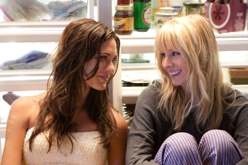 Kristen Bell stars along with Odette Yustman in <strong><em>You Again</em></strong>