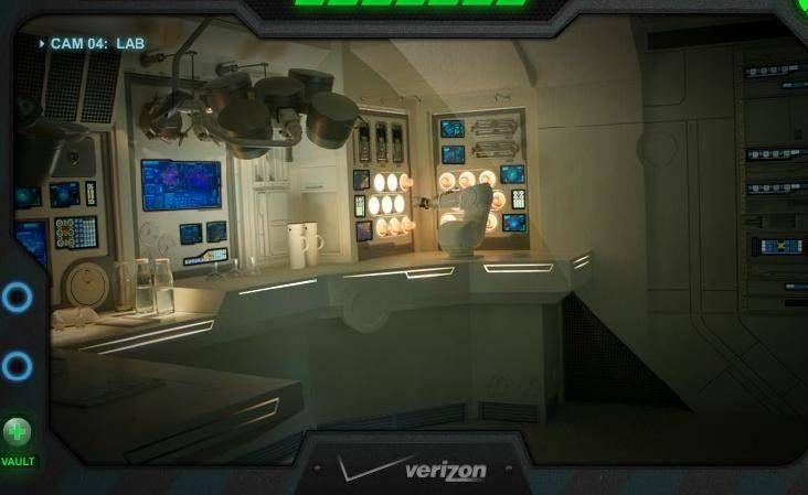 Verizon <strong><em>Prometheus</em></strong> Photo #11