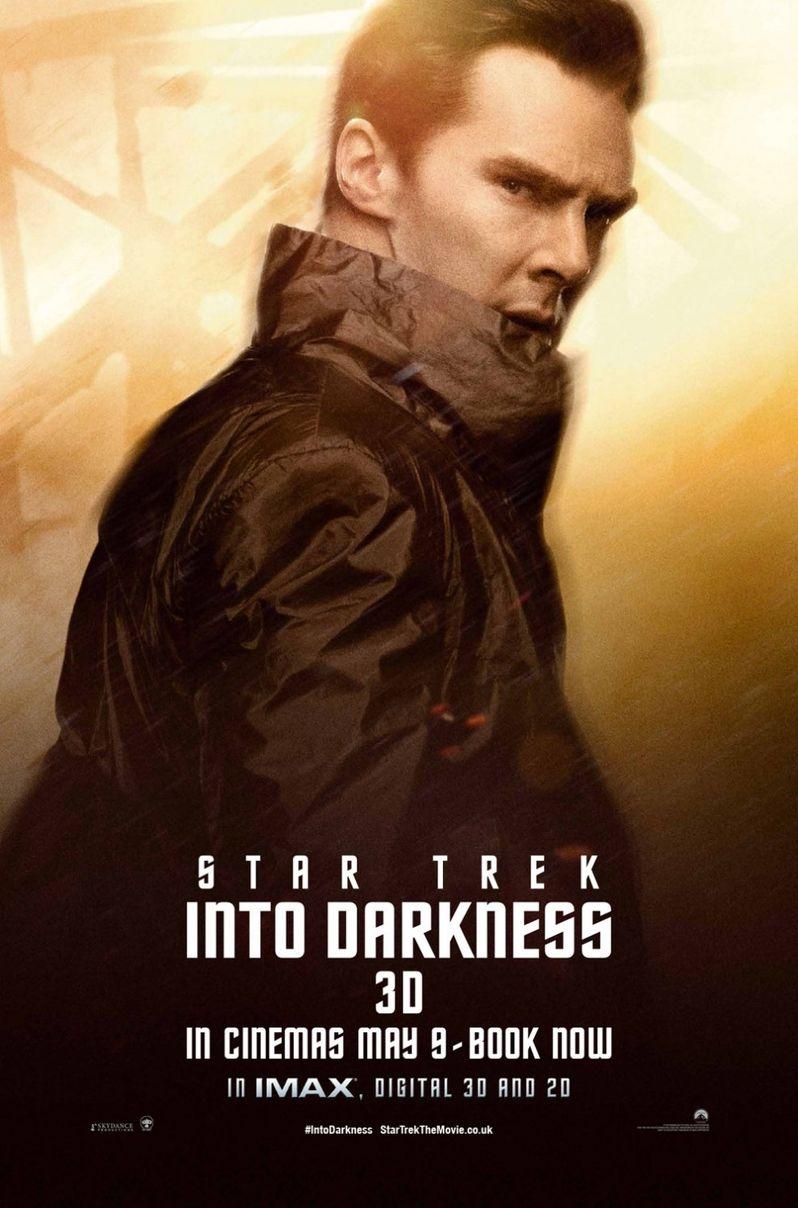 <strong><em>Star Trek Into Darkness</em></strong> John Harrison Poster