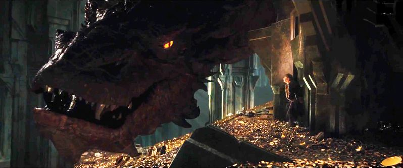 The Hobbit: The Desolation Of Smaug Trailer Photo #12