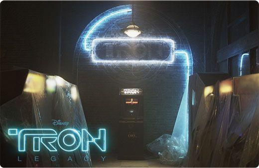 Tron Legacy Trailer #5
