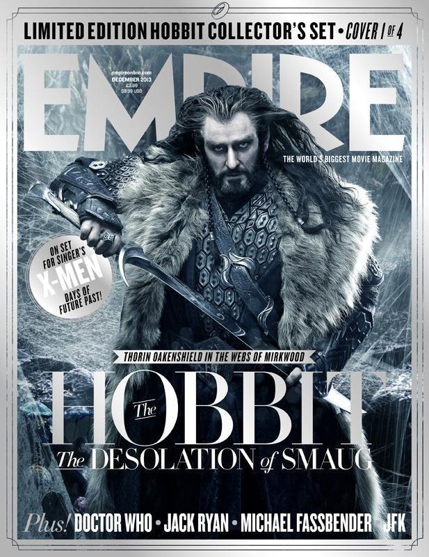 Hobbit Smaug Empire Cover 2
