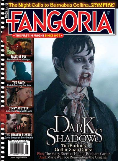 <strong><em>Dark Shadows</em></strong> Fangoria Photo #1