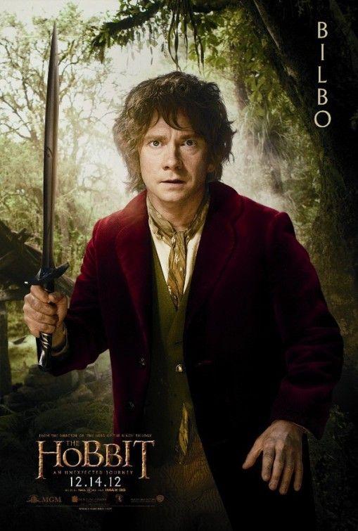 The Hobbit Bilbo Poster