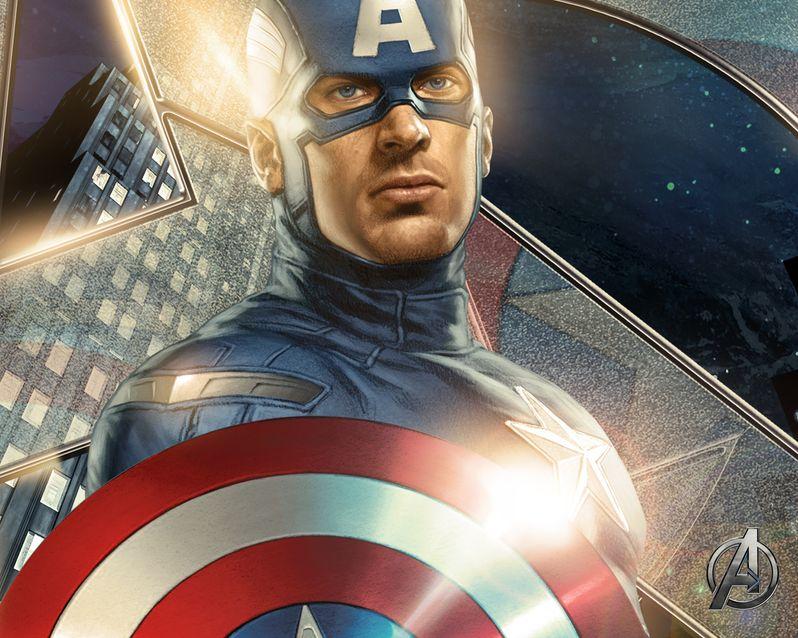 <strong><em>Marvel's The Avengers</em></strong> Wallpaper #1