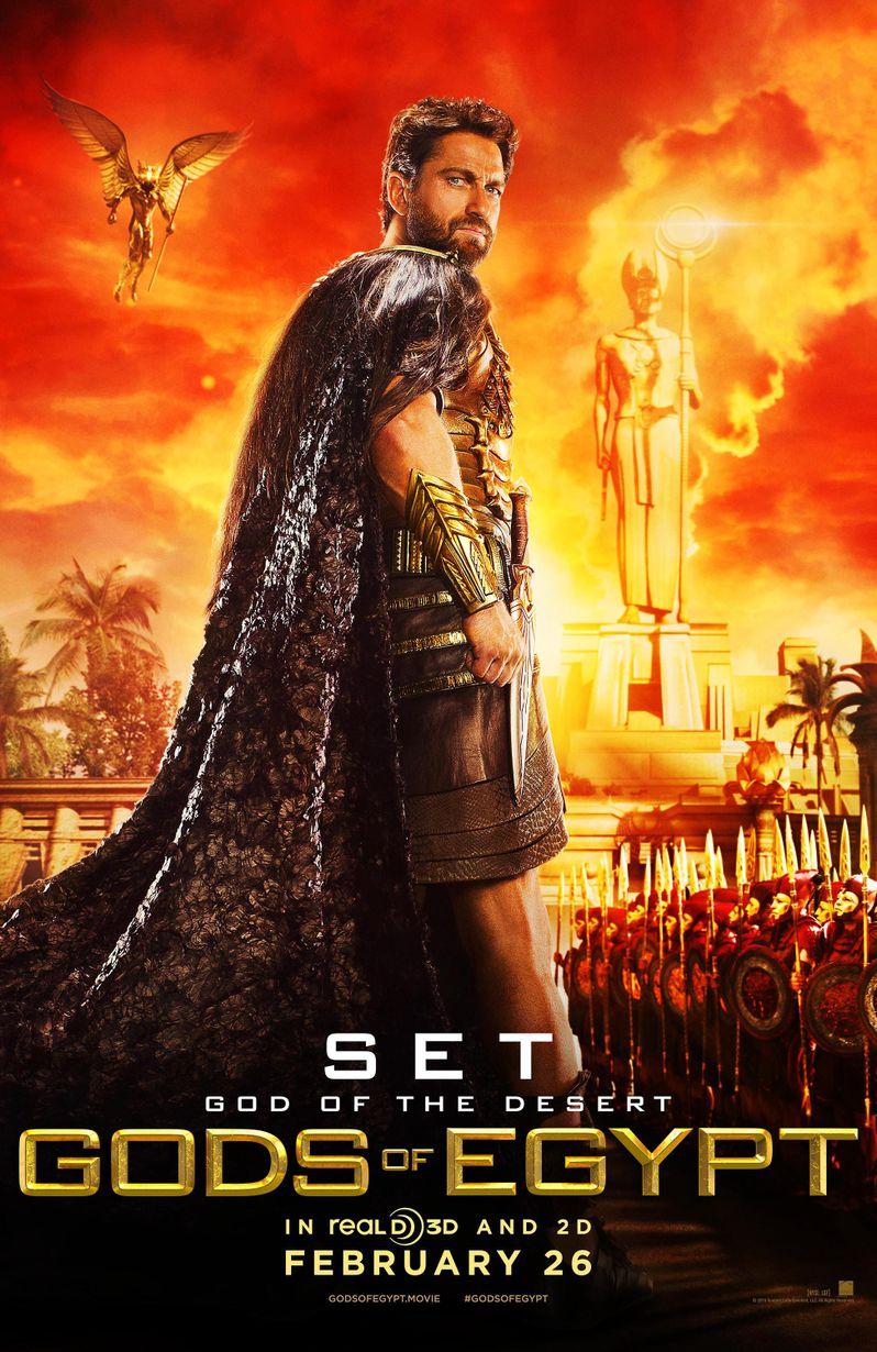 <strong><em>Gods of Egypt</em></strong> photo 4