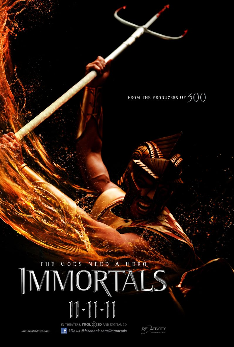 <strong><em>Immortals</em></strong> Character Poster #5