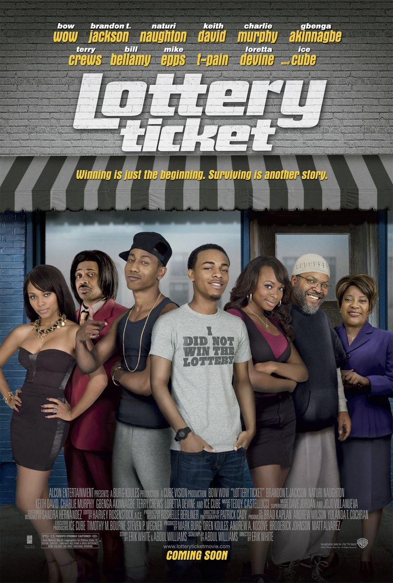 <strong><em>Lottery Ticket</em></strong> Poster