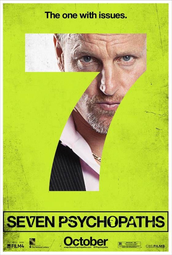 <strong><em>Seven Psychopaths</em></strong> Character Poster #7