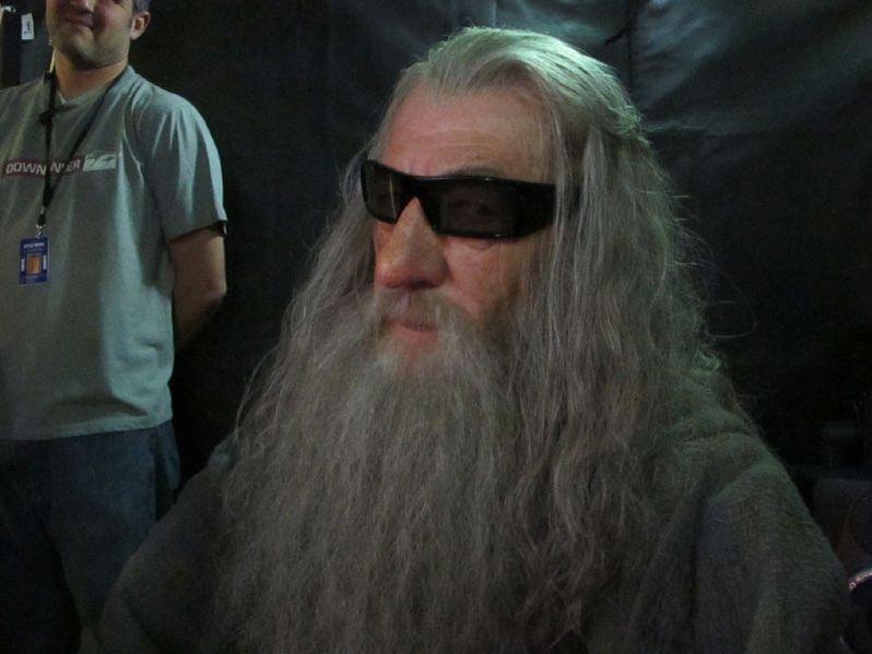 The Hobbit Miramar Set Photos photo 1