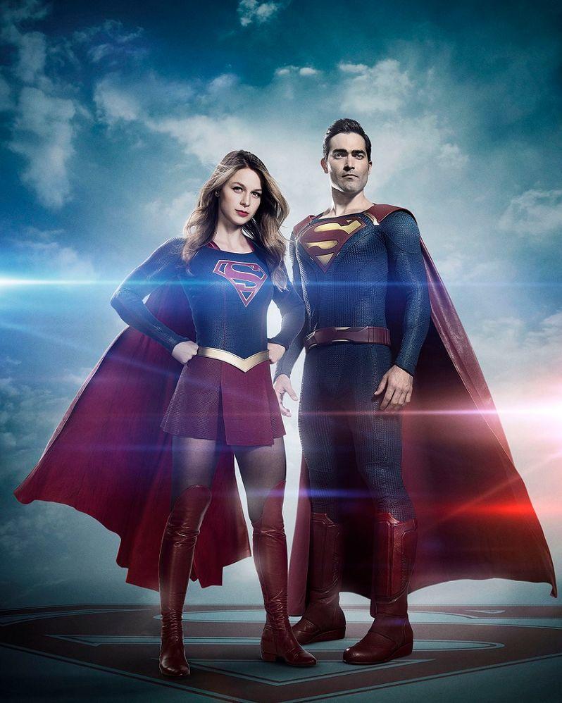 Superman <strong><em>Supergirl</em></strong> Season 2