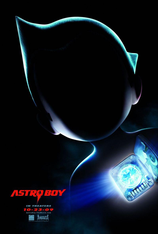 <strong><em>Astro Boy</em></strong> Promo