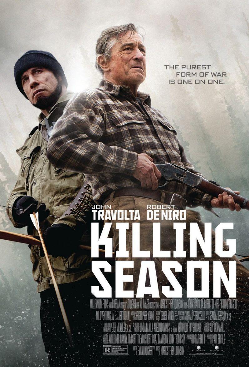 <strong><em>Killing Season</em></strong> Poster