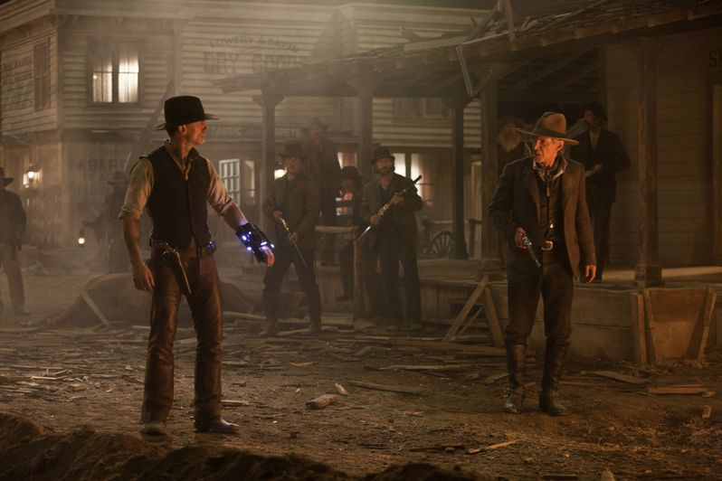 Sam Rockwell Talks Cowboys and Aliens