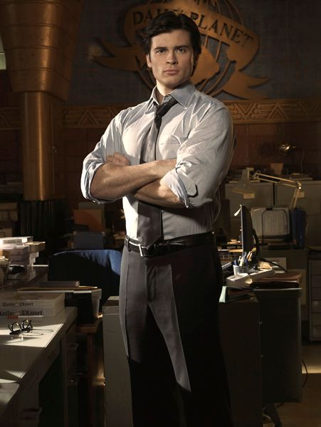 Tom Welling as Clark Kent