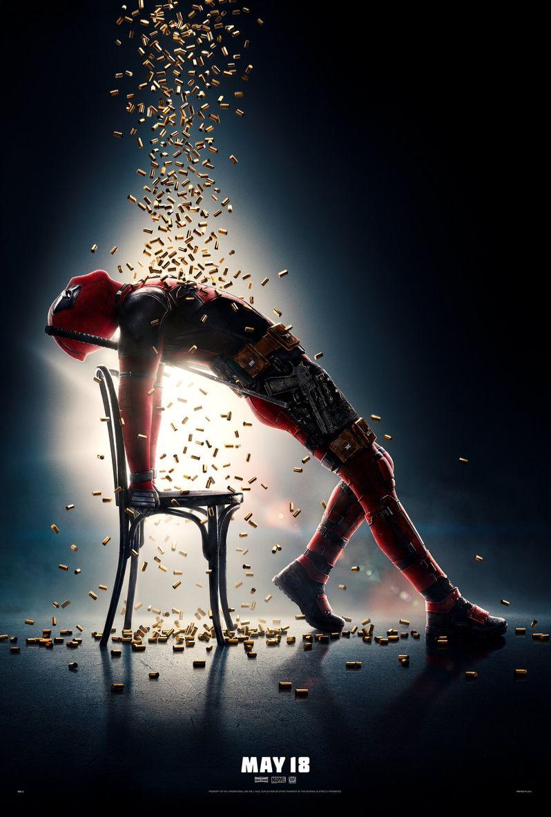 <strong><em>Deadpool 2</em></strong> Poster