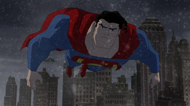 <strong><em>Batman: The Dark Knight Returns, Part 2</em></strong> Photo 3