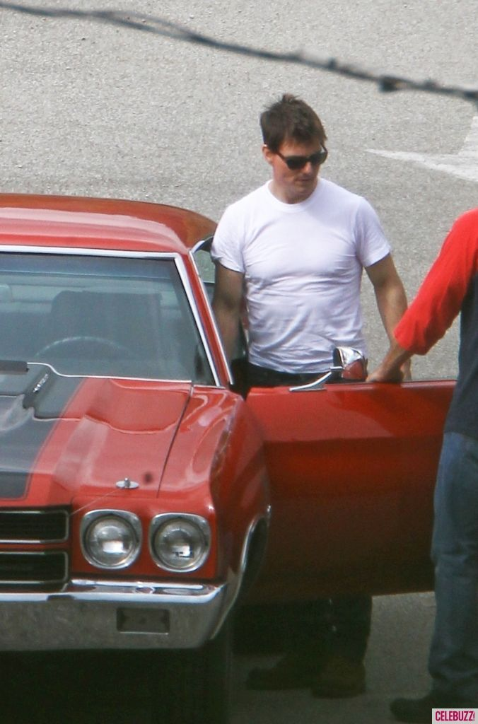 One Shot Tom Cruise Photo #6