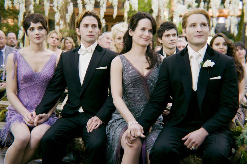 Peter Facinelli Talks the Twilight Saga: Breaking Dawn - Part 1