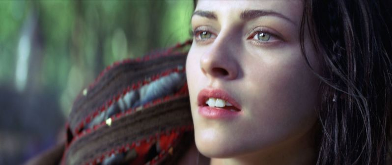 Kristen Stewart in <strong><em>Snow White and the Huntsman</em></strong>