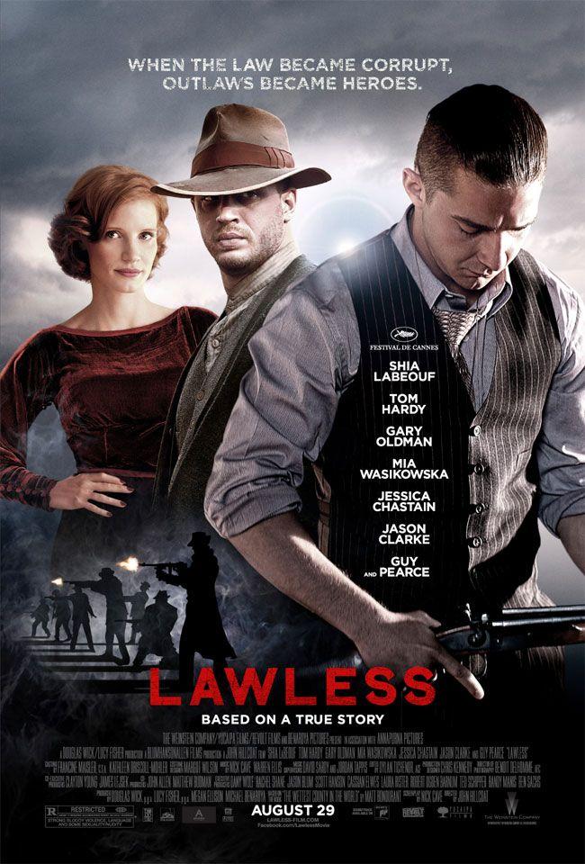<strong><em>Lawless</em></strong> Poster