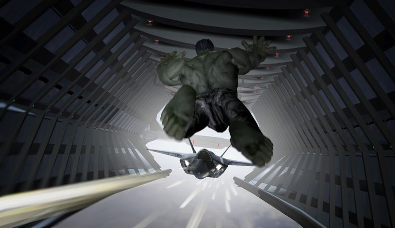 The Avengers special FX photo 6