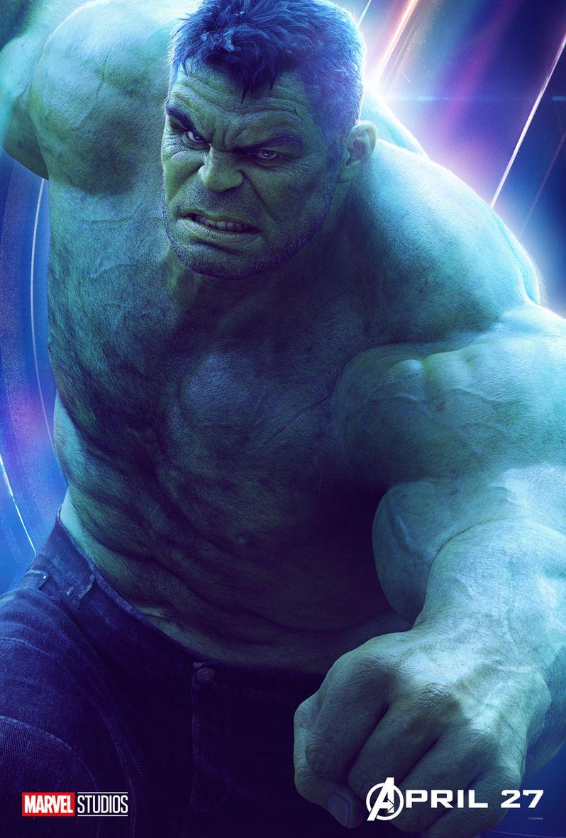 Avengers Infinity War Character Poster #4