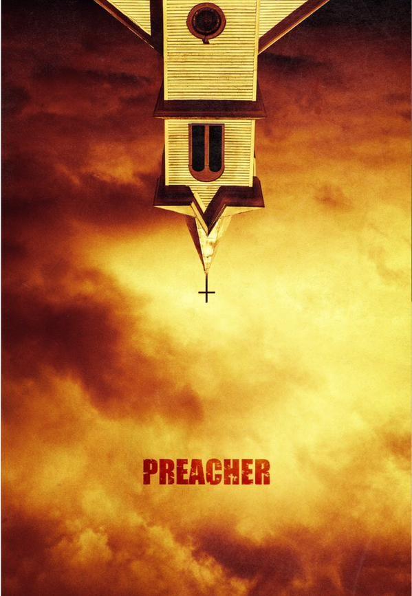 <strong><em>Preacher</em></strong> Poster