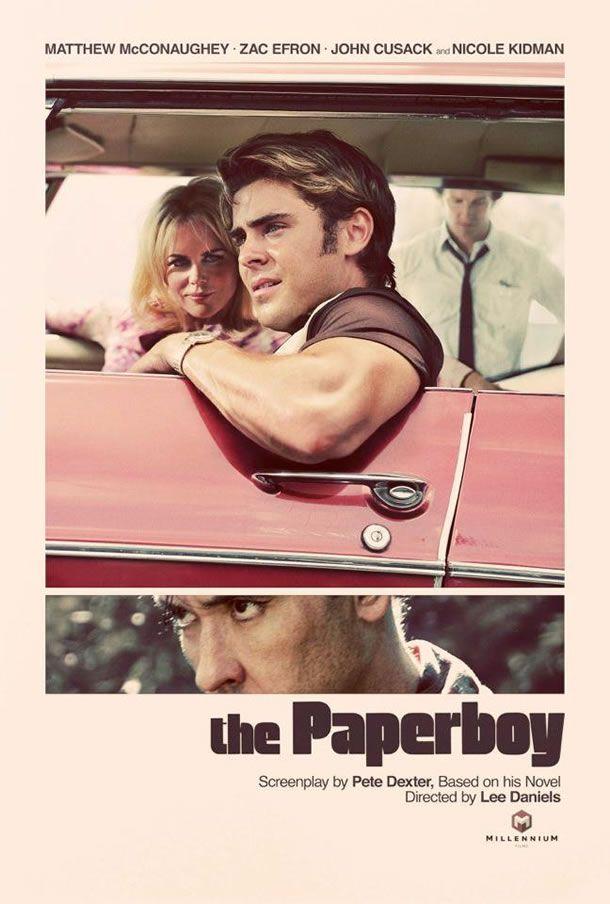<strong><em>The Paperboy</em></strong> Poster