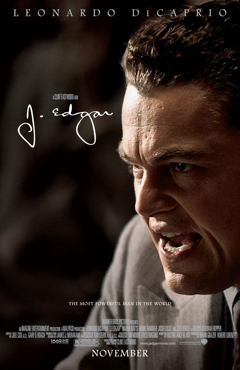 <strong><em>J. Edgar</em></strong> Poster