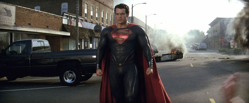 Writer David S. Goyer talks <strong><em>Man of Steel</em></strong>