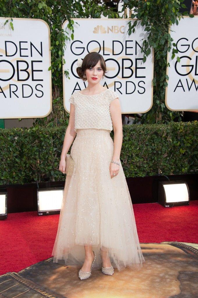 New Girl <strong><em>Golden Globes</em></strong>