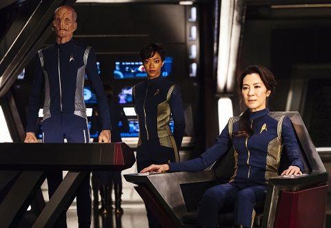 <strong><em>Star Trek Discovery</em></strong> - Season 1 photo 4