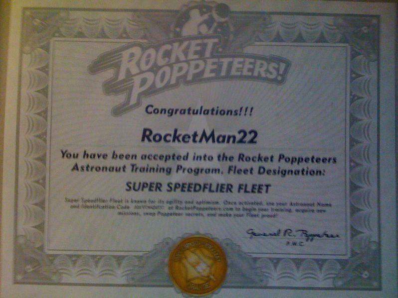 <strong><em>Super 8</em></strong> Rocket Poppeteers Photo #2