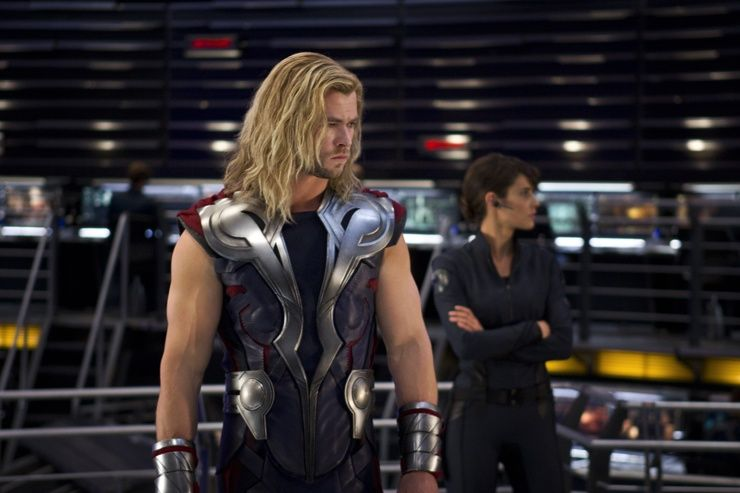<strong><em>Marvel's The Avengers</em></strong> Photo #4