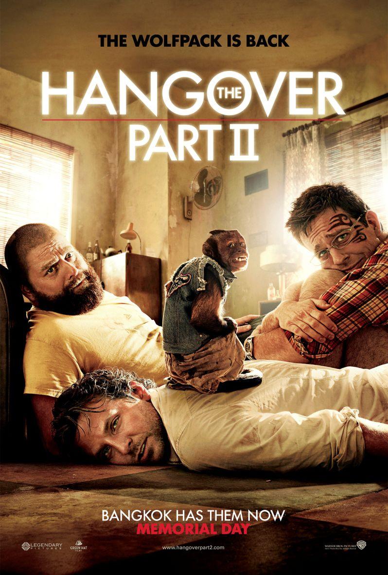 <strong><em>The Hangover Part II</em></strong> Poster #2