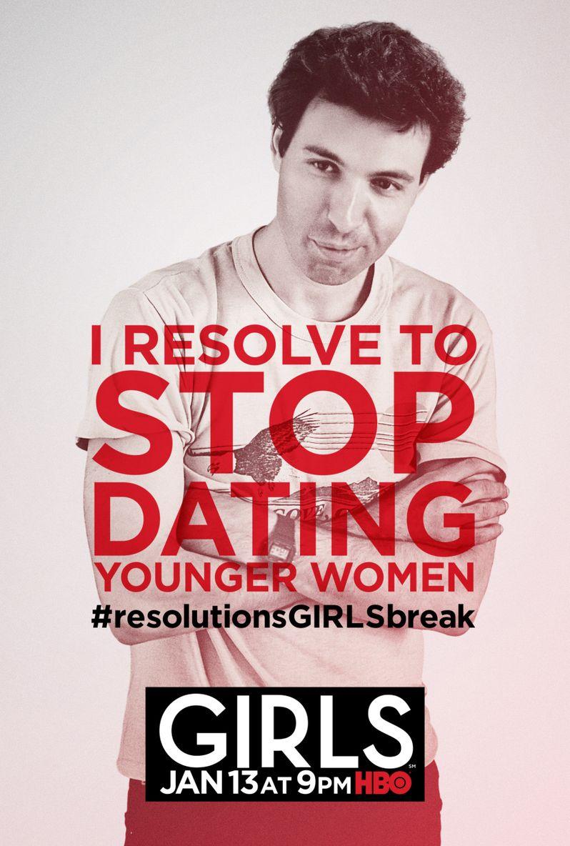 <strong><em>Girls</em></strong> Season 2 Poster 7