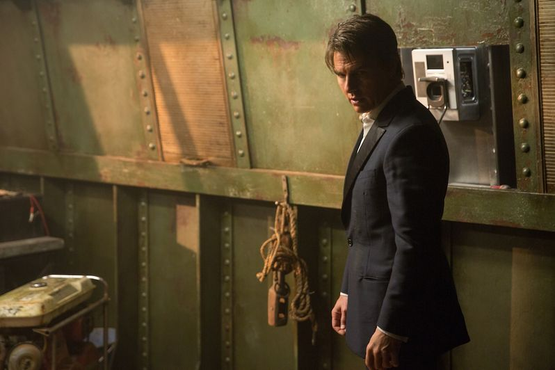 <strong><em>Mission: Impossible Rogue Nation</em></strong> Photo 14